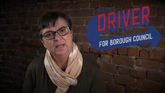 betsy driver